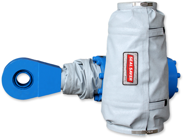 Hydraulic Cylinder Protective Boots & Covers | Seal Saver